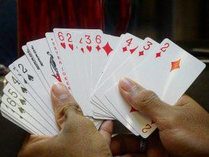 derfor kabale med kort
